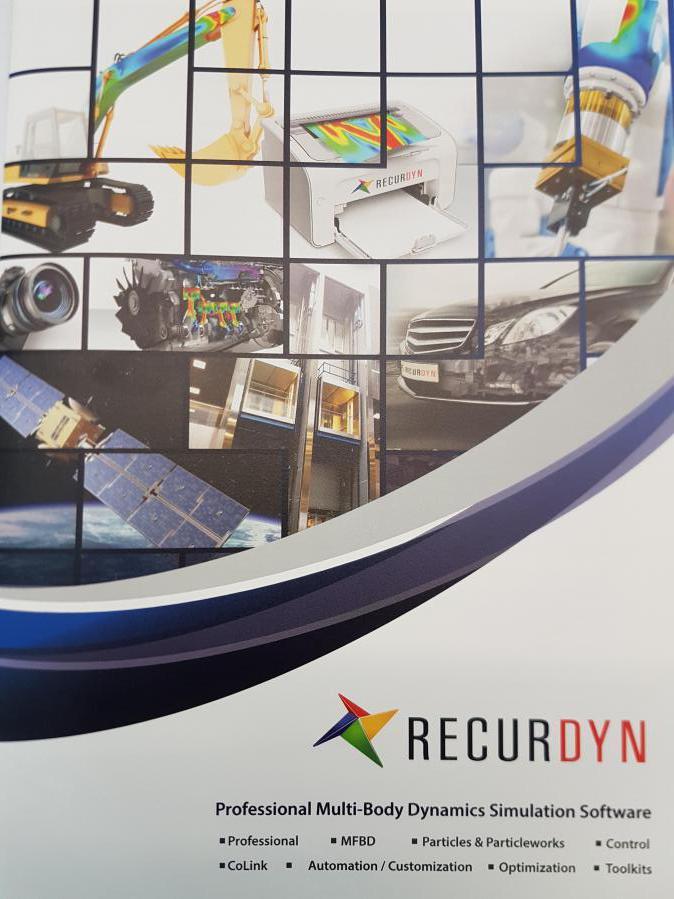 RecurDyn Brochure